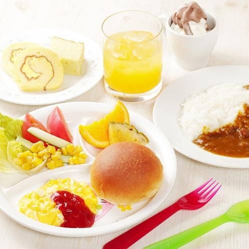 朝食お子様イメージ