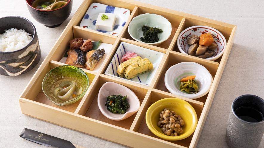 朝食/和食(イメージ)