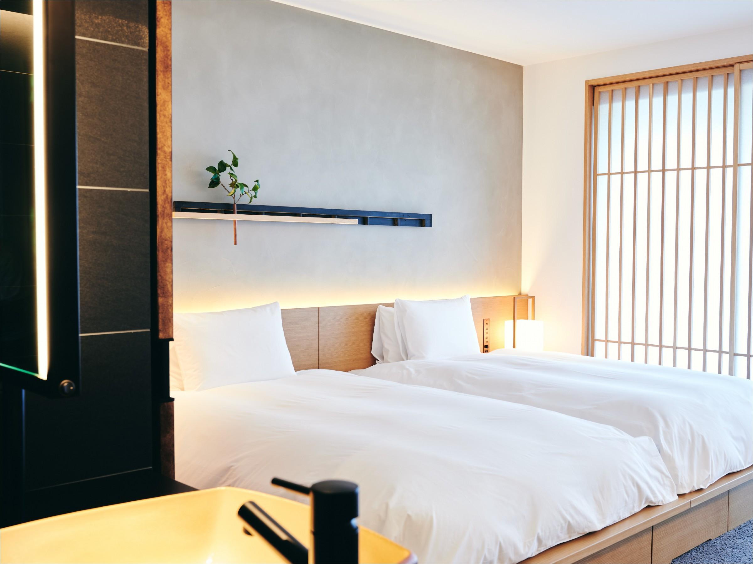 Hibaburo Deluxe/セミダブルサイズのベッドでゆっくりお休みください。