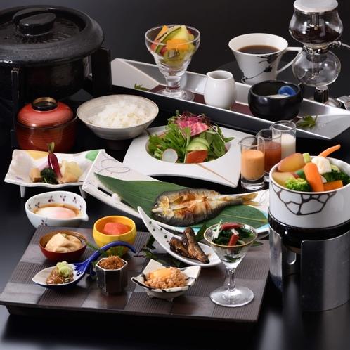 選べる朝食(和食イメージ)