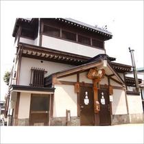 野沢温泉の外湯「新田の湯」