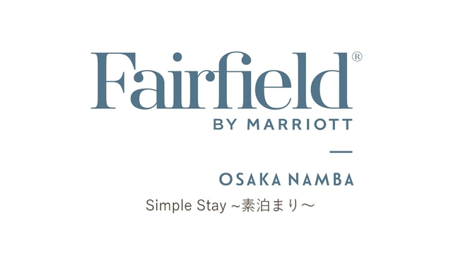 Simple Stay at the Fairfield シンプルな 〜素泊まり〜