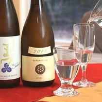 お料理と楽しむお酒をご用意しております!