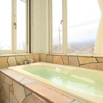 2F専用展望風呂◆入りたい時にお湯はりすれば24時間OK!
