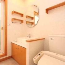 2Fダブル◆洗浄機付きトイレと洗面スペース!
