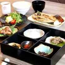 朝の身体に優しい和朝食をご用意します♪