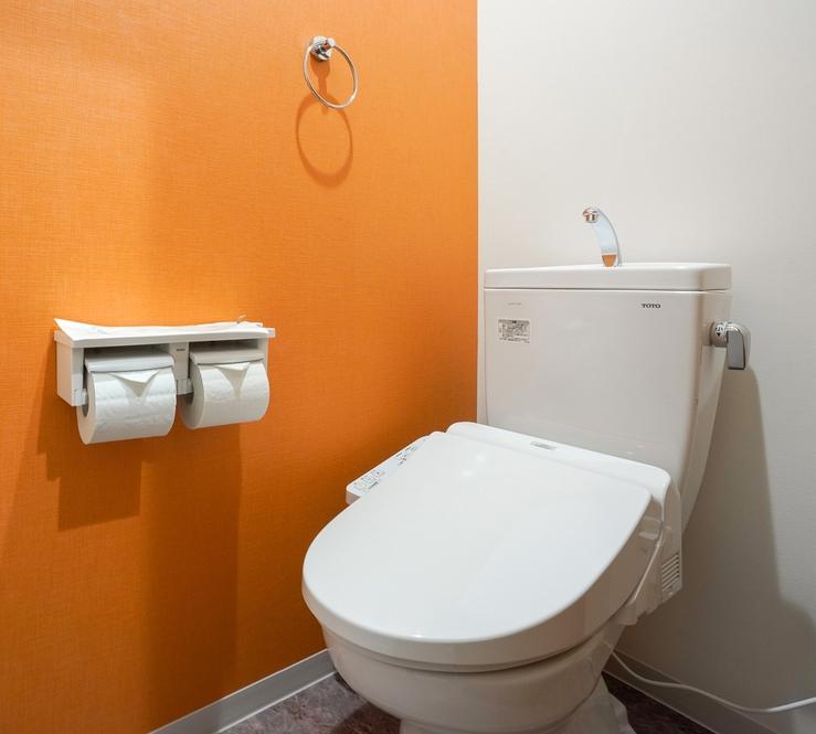 フォースのトイレ