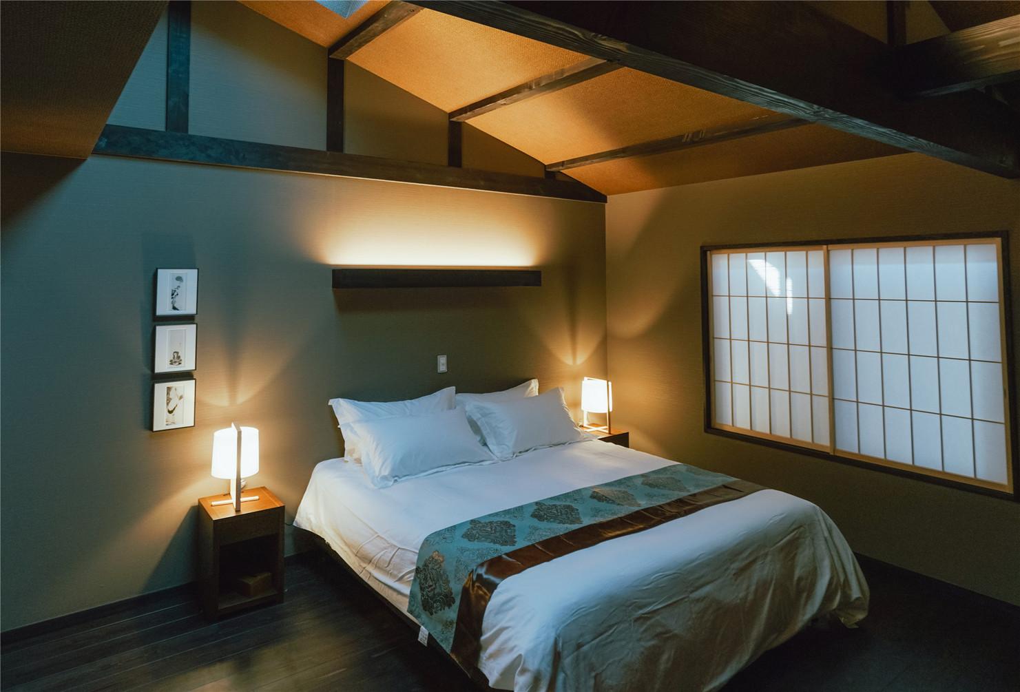 【梅】寝室