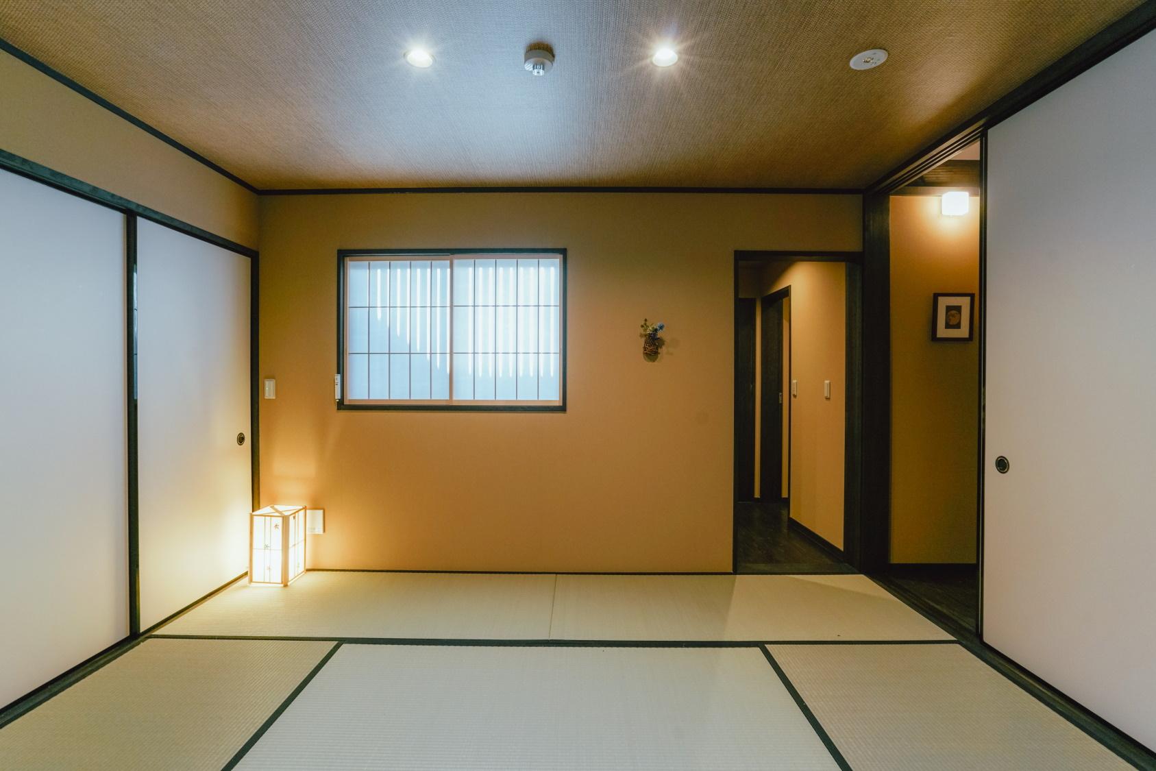 【楓】寝室
