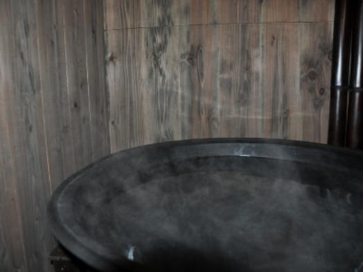 【貸切町家で愉しむディナー】皇族御用達料亭「西陣魚新」の西陣弁当×壺風呂