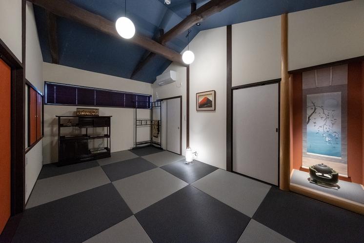 二階:和室