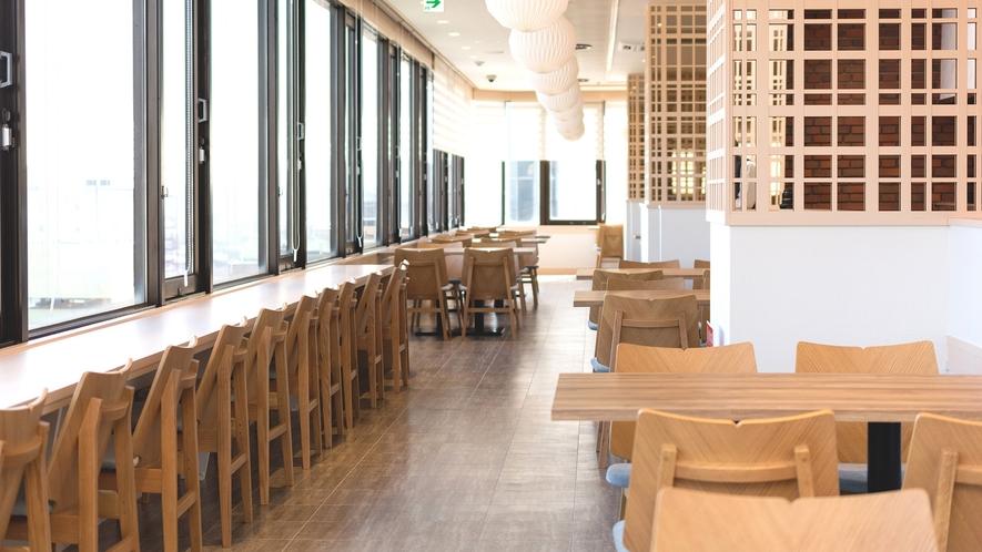 9F朝食レストラン「sora」