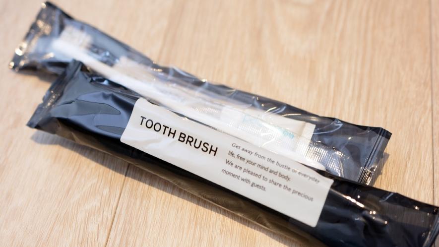 客室備品【歯ブラシ】