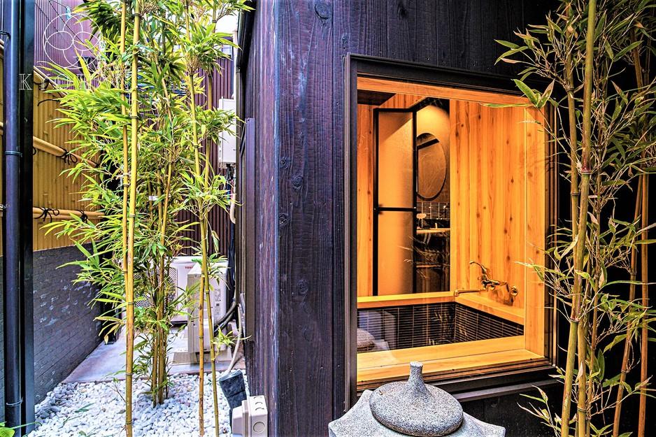 ●ヒノキ風呂●