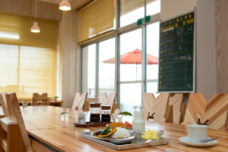 レストラン「食飲室(しょくいんしつ)」