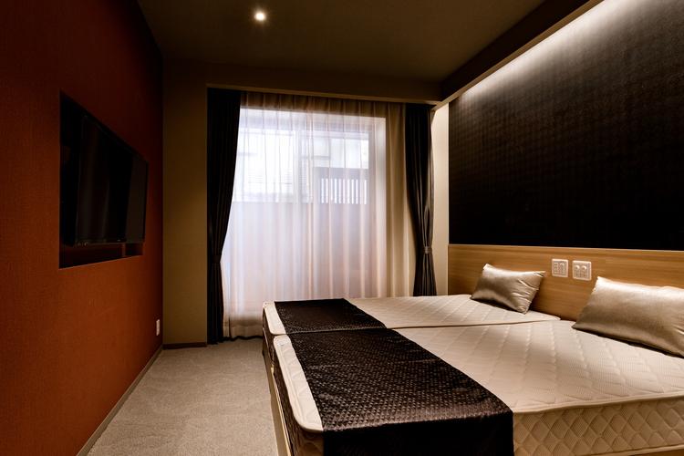 ツインルーム(101号室)