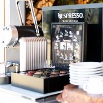 【カフェラウンジ】クレミア・エスプレッソコーヒーもお楽しみいただけます。