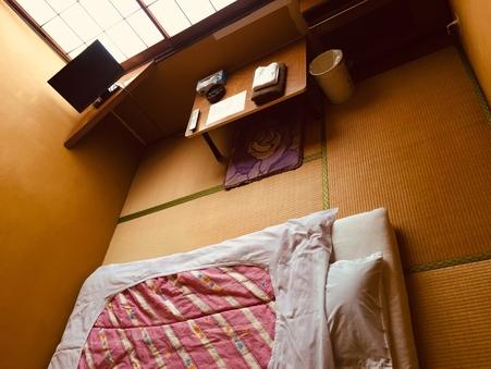 【喫煙】和室4.5畳/バス・トイレ共同