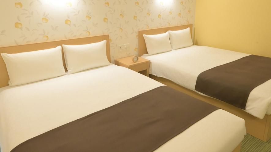 スーペリアツイン ベッド