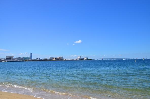 ポイント10倍★関空からのアクセスも◎海を眺めながら温泉でゆっくり♪素泊まりプラン