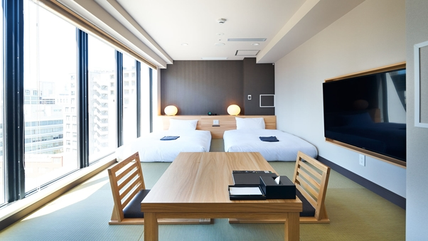 TSUBAKI(畳フロアジュニアスイート)1室のみ