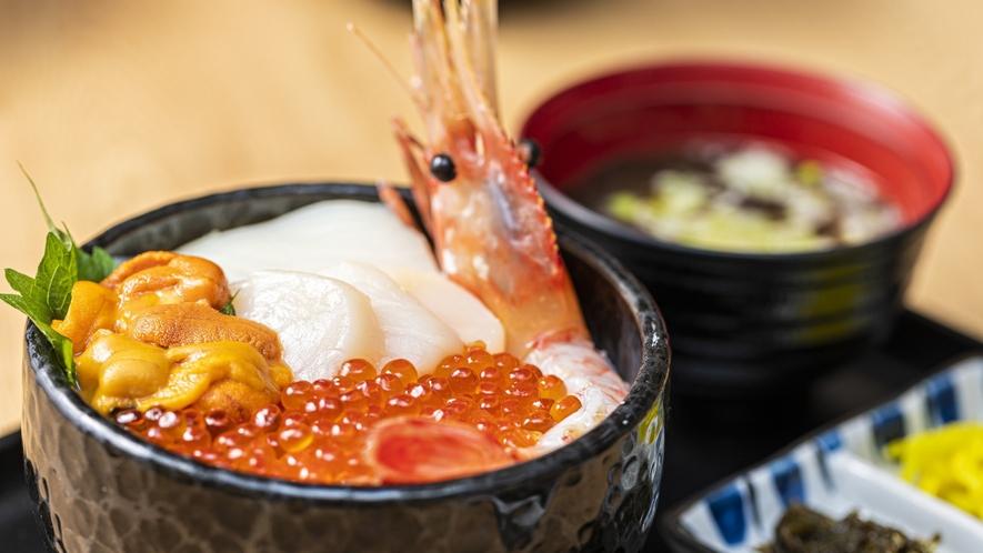 ■函館朝市【海鮮丼】 ※イメージ
