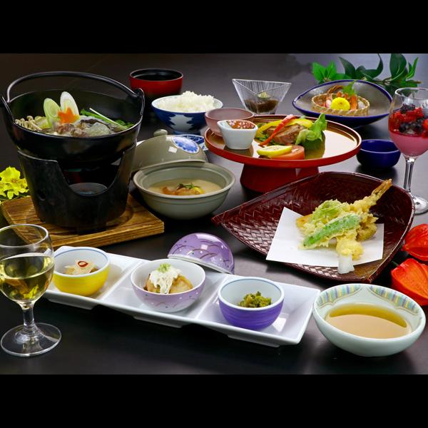 『美肌最強コンビ』日本三大薬湯すっぽん鍋