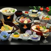美味堪能!にいがた和牛を中心としたお料理です。