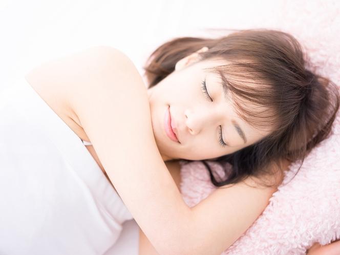 快適な睡眠を誘うフランスベッドを全室に導入