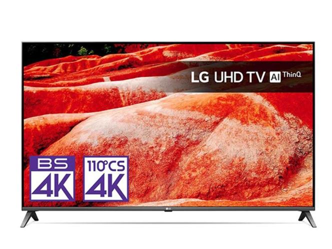 全室に43-65インチ、4K大型TVを導入。広視野角&高発色のIPS 4Kパネル、ドルビーサウンド