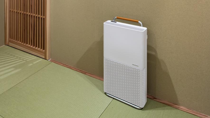 ■空気清浄機