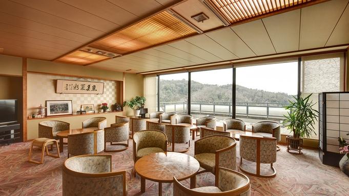 【日帰り昼食】ミシュラン認定旅館で創作料理を気軽にランチで愉む、口福の贅沢<10000円から>
