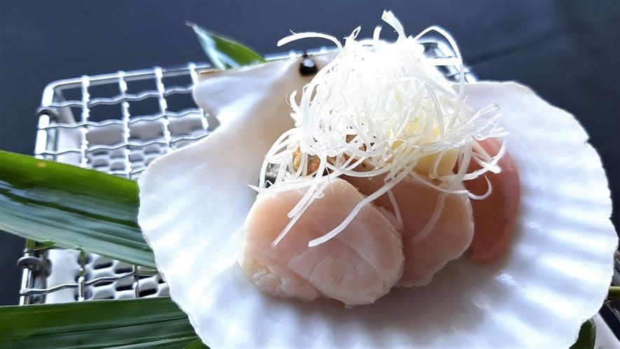 台物:帆立貝バター焼き