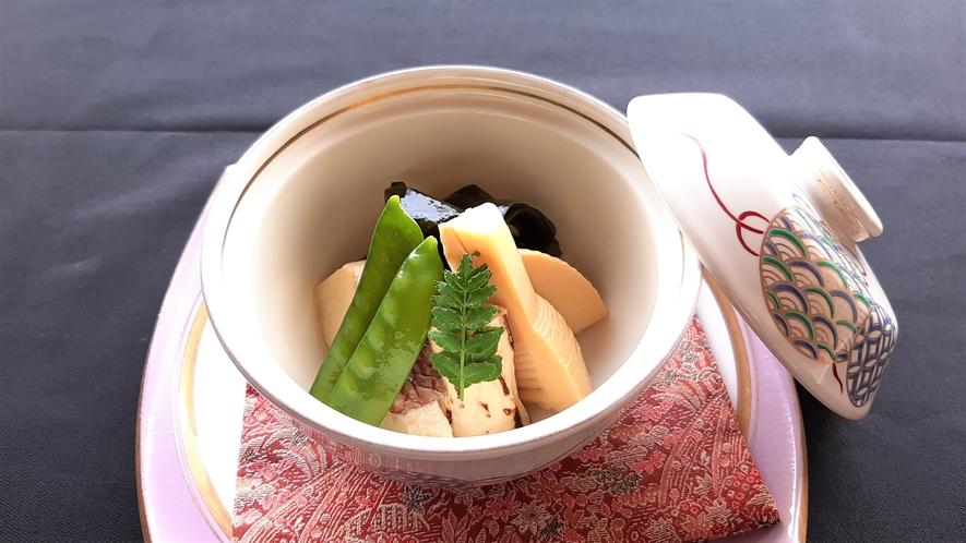 煮物:若竹煮