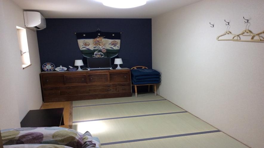 和室2人部屋(イメージ)