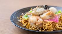 【朝食】◆ご当地『長崎皿うどん』◆
