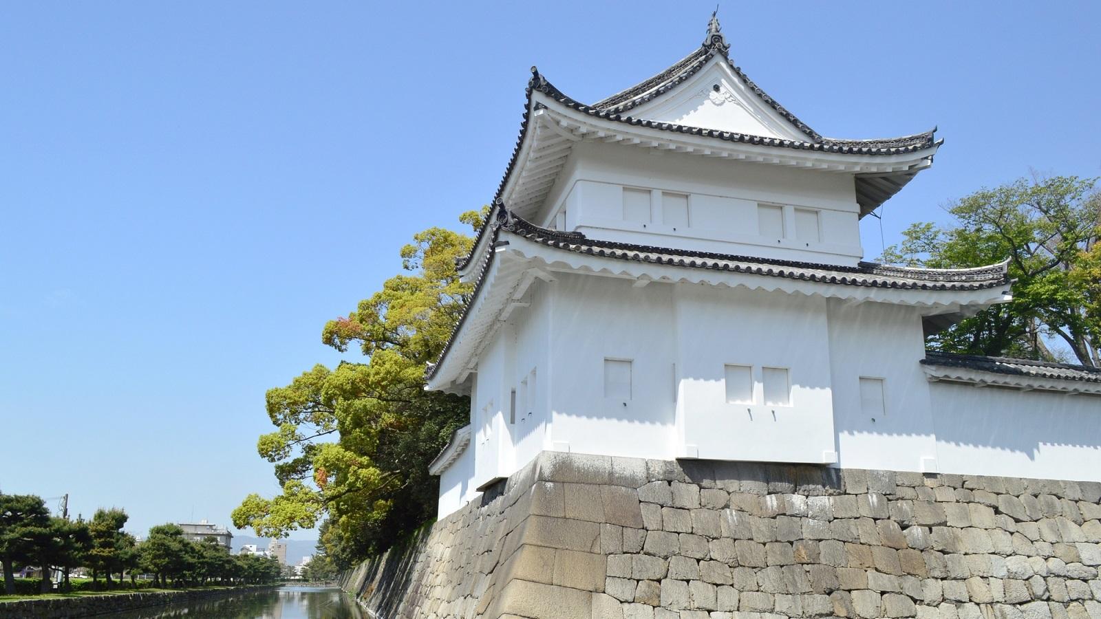 【京都観光】「二条城」世界遺産・元離宮二条城