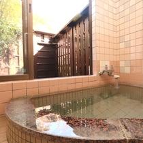お風呂◆美肌の湯「接岨峡温泉」