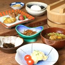 朝食◆健康的な朝ごはんをどうぞ