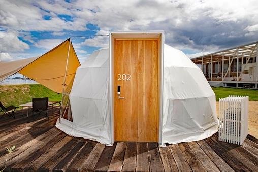 ドームテント