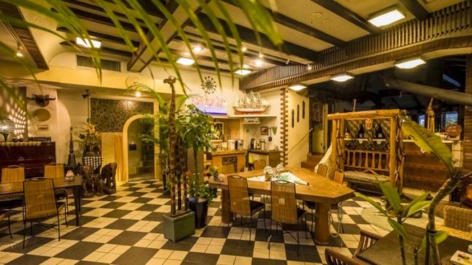 伊豆人オーナーこだわりの食材を使った夕食&朝食が好評! ◆ペット可◆ スタンダード[1泊2食]プラン