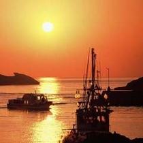 ■ 西伊豆の夕陽