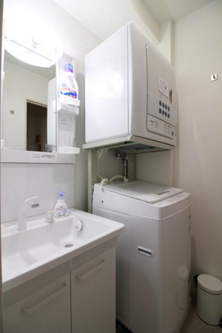 洗面室 201・601号室