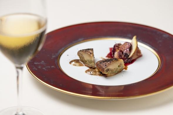 MUNI ALAIN DUCASSEで味わう京食材コース Les Signatures