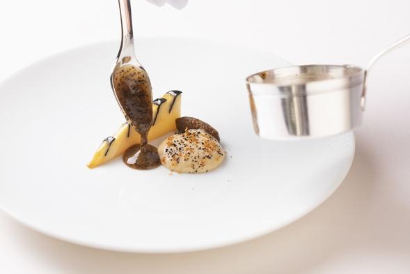 【全5品】メイン料理をお肉orお魚から選べる!フレンチショートコース Les Premisses
