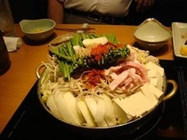 慶州のもつ鍋