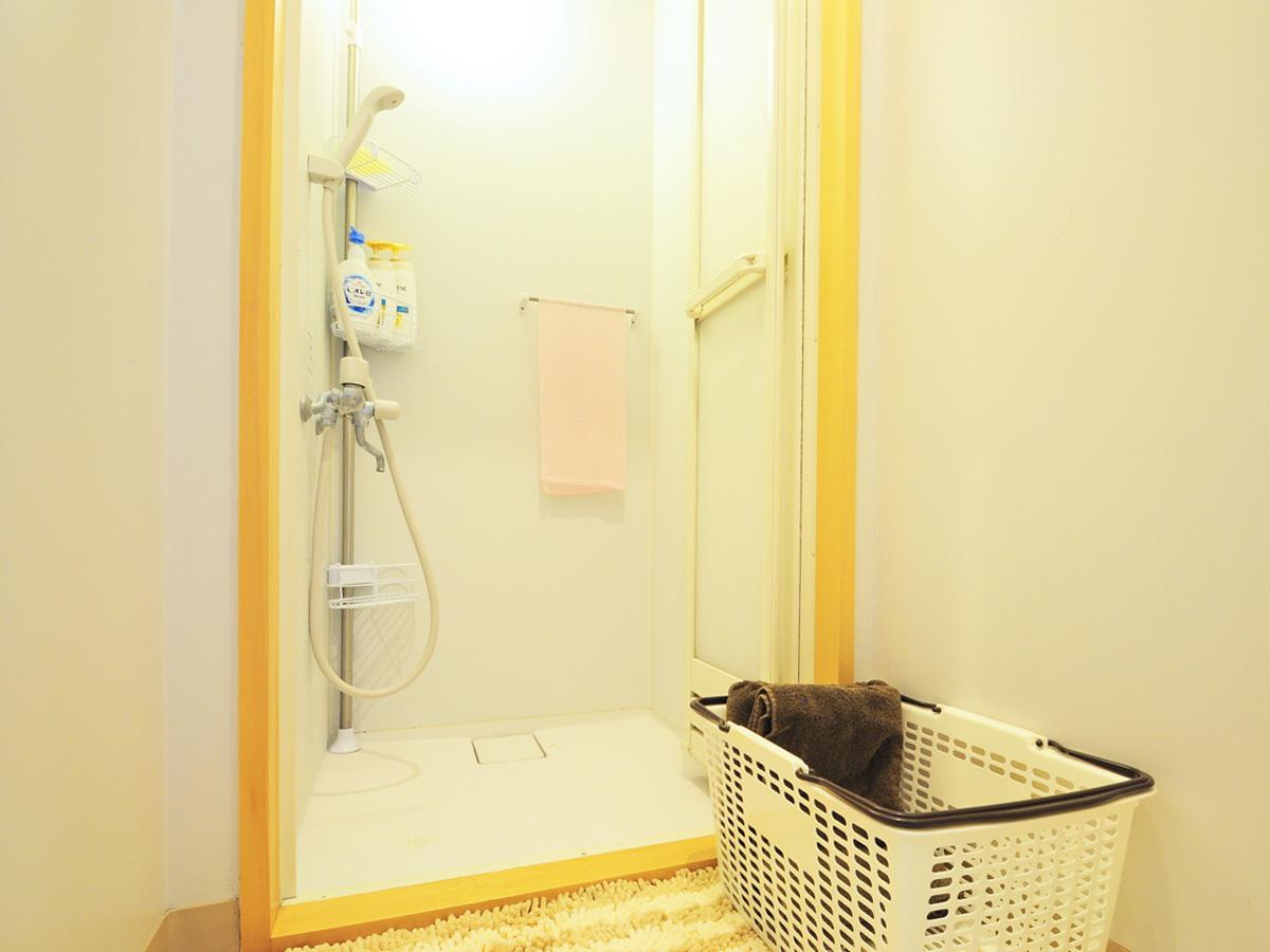【館内】シャワー室