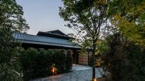 日本料理 滴水 入口