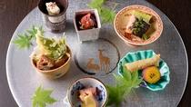 日本料理 八寸イメージ