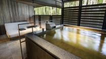 コンフォートスイート 客室露天風呂(一例)